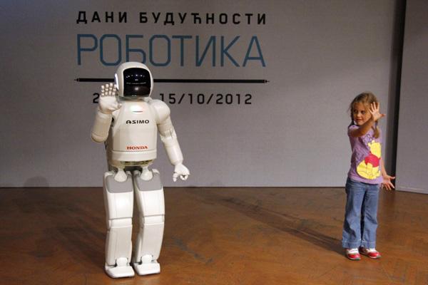 Slika 365 Dani budućnosti: Robotika