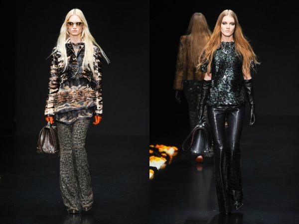Slika 442 Jesen i zima na modnim pistama: Roberto Cavalli