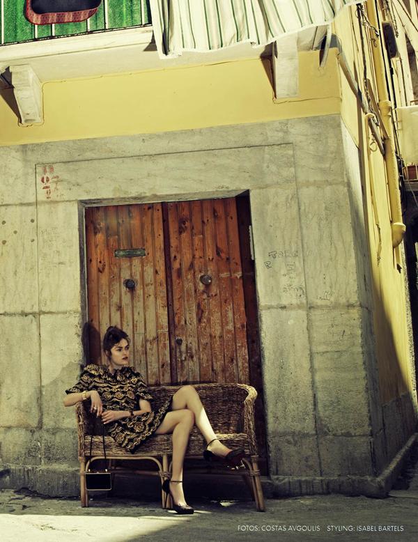 """Slika 445 """"Elle Germany"""": Septembarska melanholija"""
