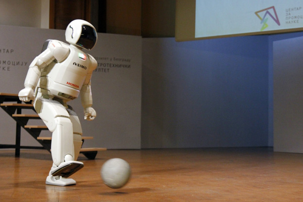 Slika 447 Dani budućnosti: Robotika