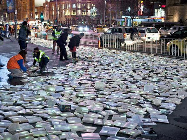"""Slika 515 Projekat: """"Knjigama protiv saobraćaja"""""""