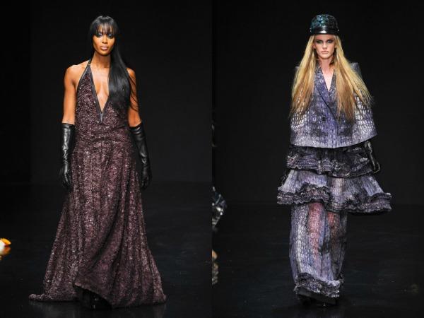 Slika 622 Jesen i zima na modnim pistama: Roberto Cavalli