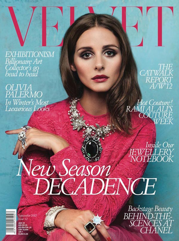 "Slika 79 ""Velvet Magazine"": Portret jedne lejdi"