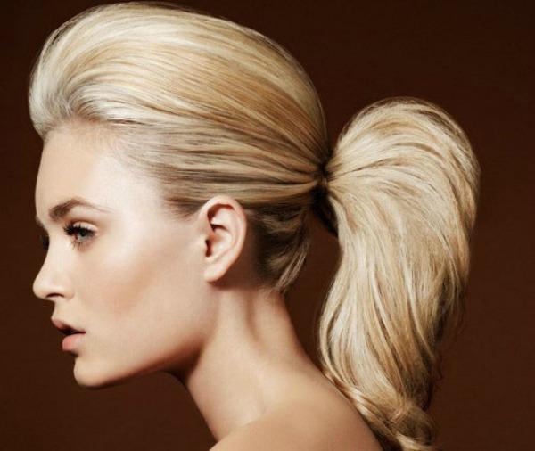 Slika 85 Konjski rep: Od svakodnevne do trendi frizure