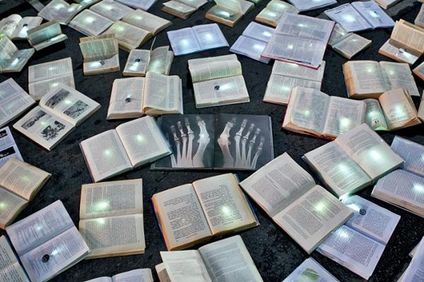 """Slika 87 Projekat: """"Knjigama protiv saobraćaja"""""""