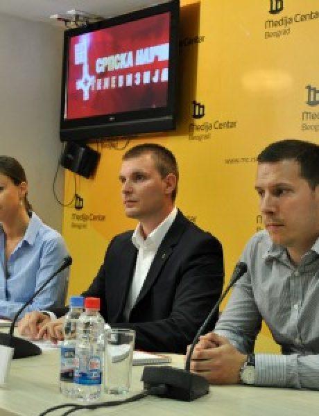 Srpska Naučna Televizija počinje s radom
