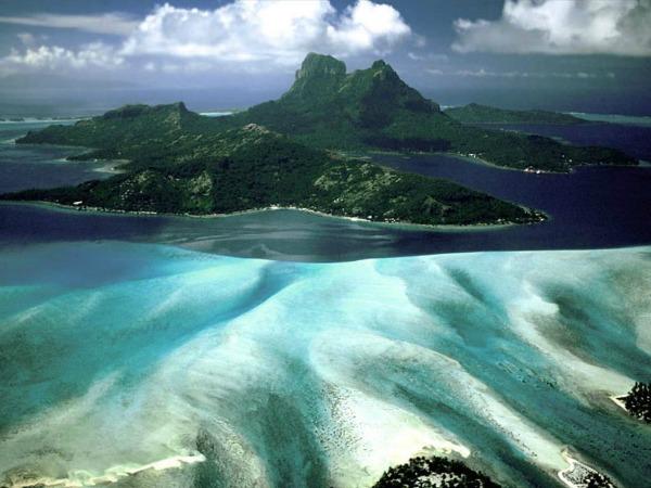 Tahiti Island Top 10 najlepših ostrva na svetu