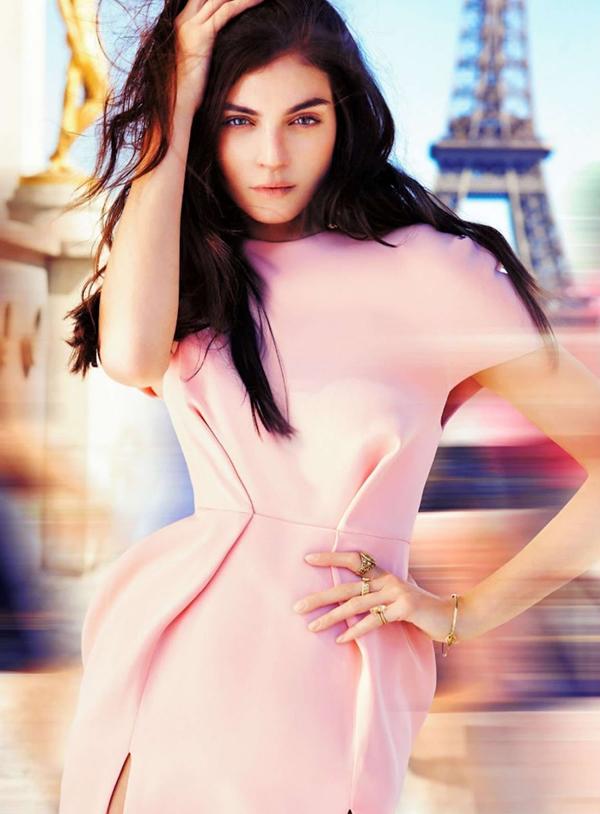 "alexa marie claire 7 ""Marie Claire Australia"": Francuski šik"
