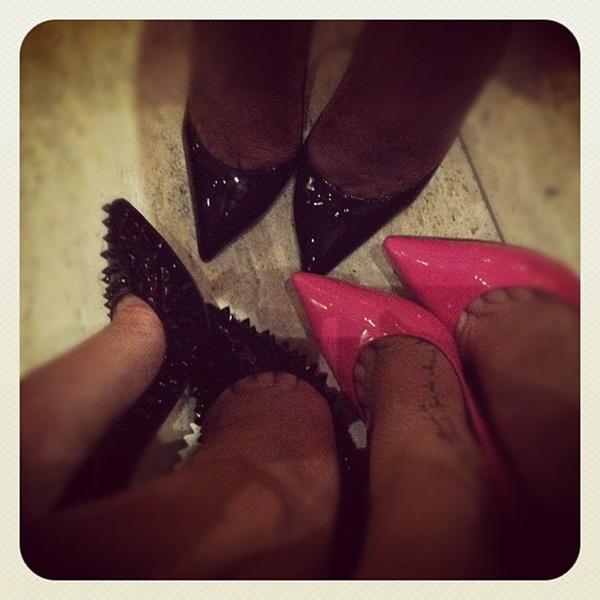 ashley madekwe Celebrity Instagram: Citati, cipele, hrana i stil
