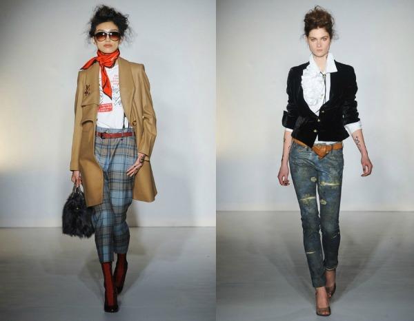 babs1 Jesen i zima na modnim pistama: Vivienne Westwood