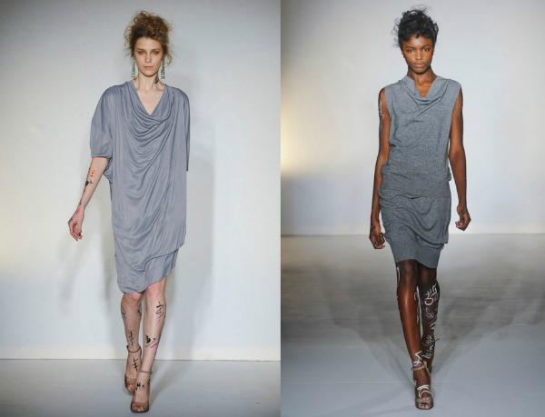 bak Jesen i zima na modnim pistama: Vivienne Westwood