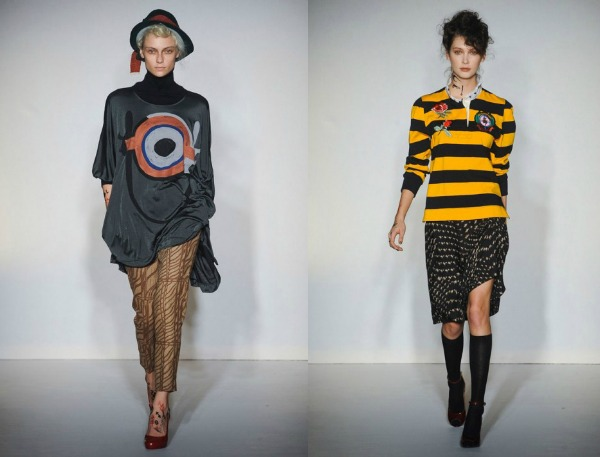 bax Jesen i zima na modnim pistama: Vivienne Westwood