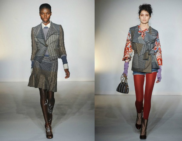 baxxxx Jesen i zima na modnim pistama: Vivienne Westwood