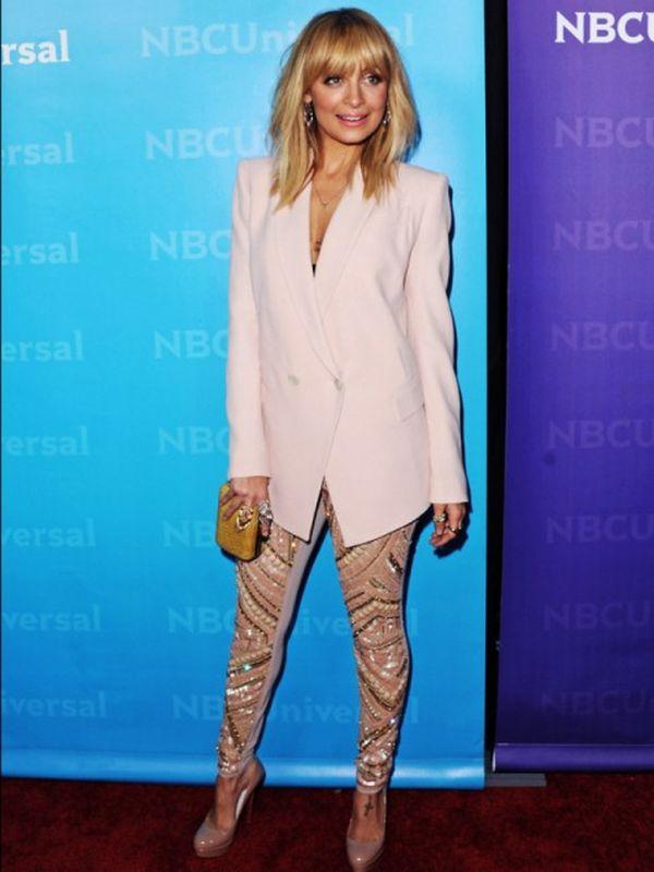 bež Najbolji modni trenuci Nicole Richie