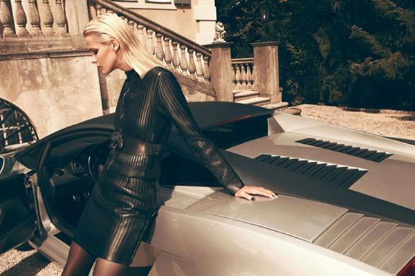 carmen kass6 Vogue Latin America: Carmen Kass, nova Bondova devojka