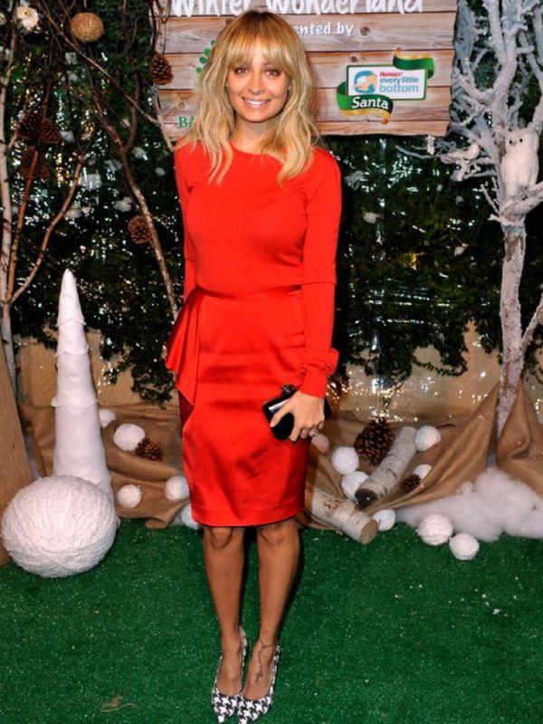 crvena Najbolji modni trenuci Nicole Richie