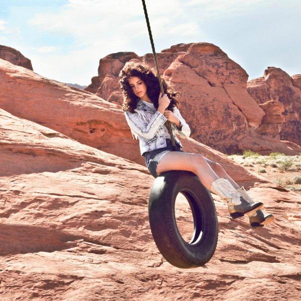 dZLQr Lana Del Rey: Nove pesme i omot za novi singl