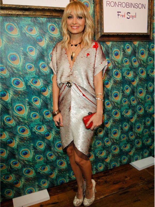 drapsrebrna Najbolji modni trenuci Nicole Richie