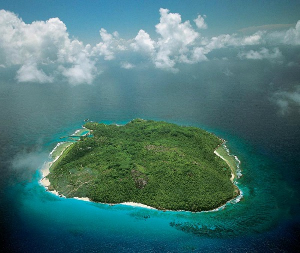 fregate island Top 10 najlepših ostrva na svetu