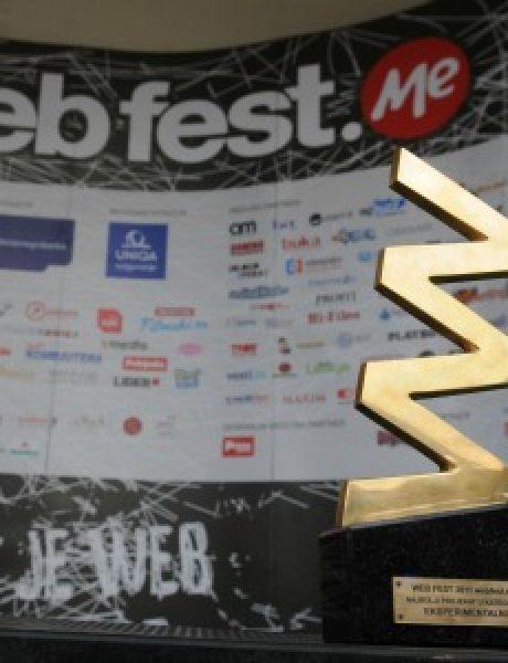 Svečano otvoren Web Fest .ME 2012