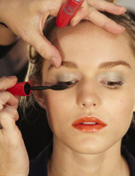 Maybelline Beauty Report New York: Lacoste i Mara Hoffman