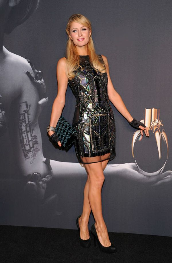 hilt Trach Up: LiLo se plaši Paris Hilton