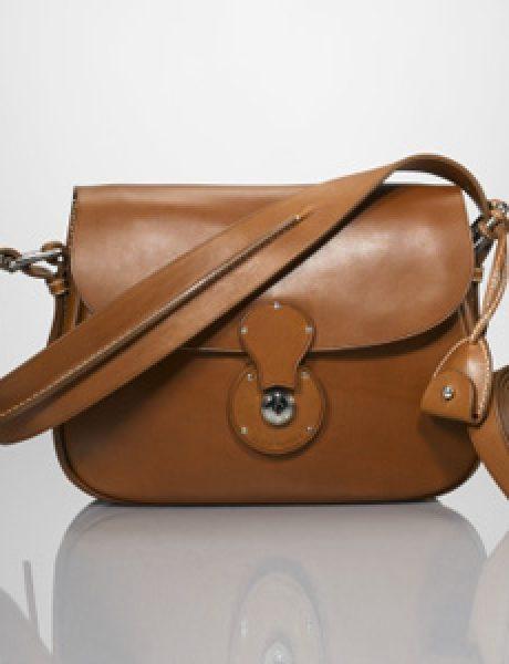 Omiljeni predmeti poznatih: Eva Mendes i torba Ralph Lauren