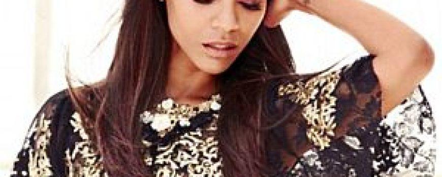 """Modni zalogaj: Zoe Saldana za """"Harper's Bazaar"""""""