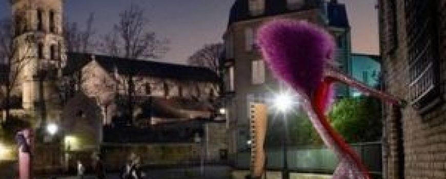 Modni zalogaj: Štikle vladaju Parizom
