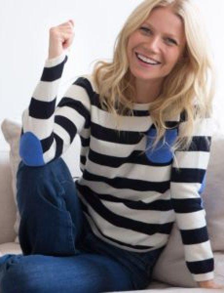 Modni zalogaj: Gwyneth Paltrow je nova modna dizajnerka