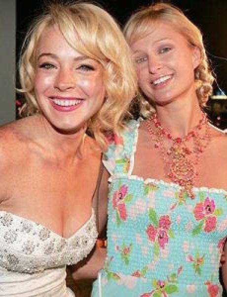 Trach Up: LiLo se plaši Paris Hilton