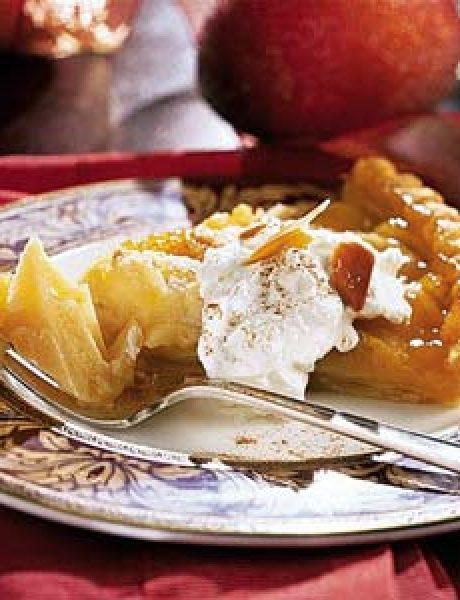 Jesenje poslastice: Tart od jabuka
