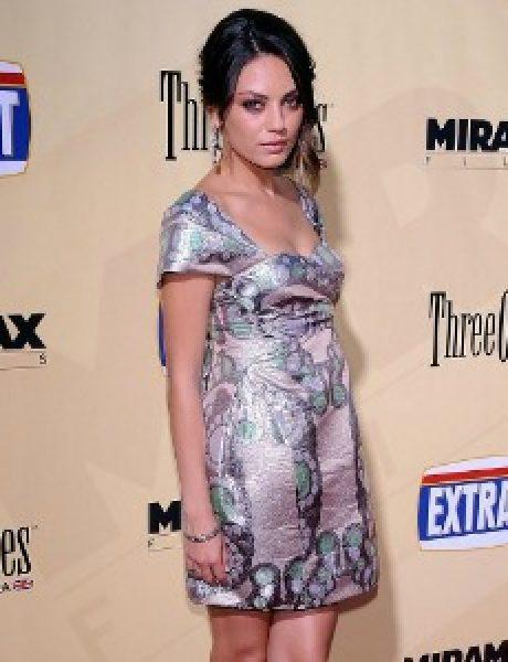 10 haljina: Mila Kunis