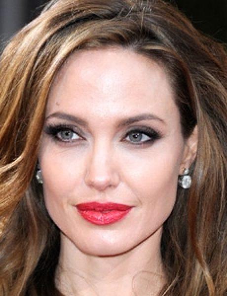 Stil dana: Angelina Jolie