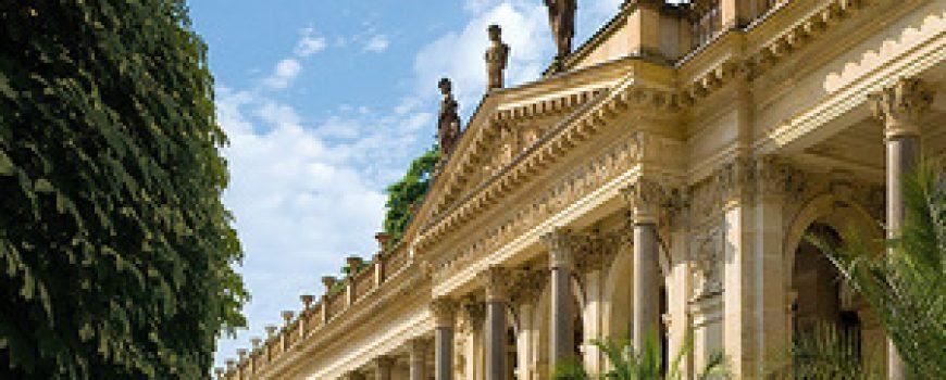 Karlovy Vary: Aristokratski izgled i miris plemstva