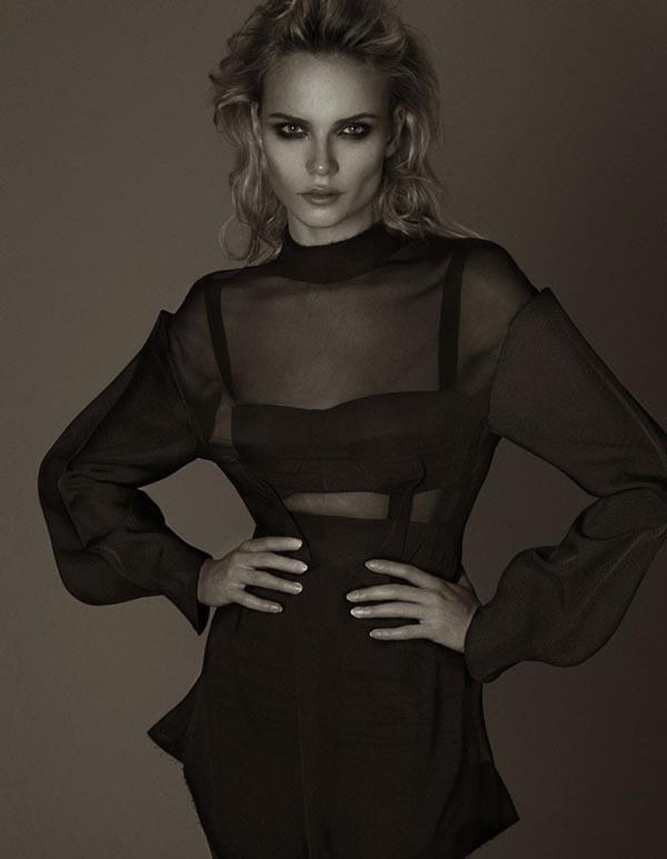 natasha poly11 Vogue Turkey: Natasha Poly i jesenja priča