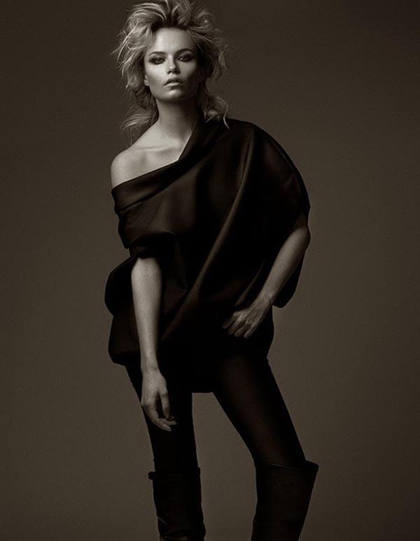 natasha poly13 Vogue Turkey: Natasha Poly i jesenja priča