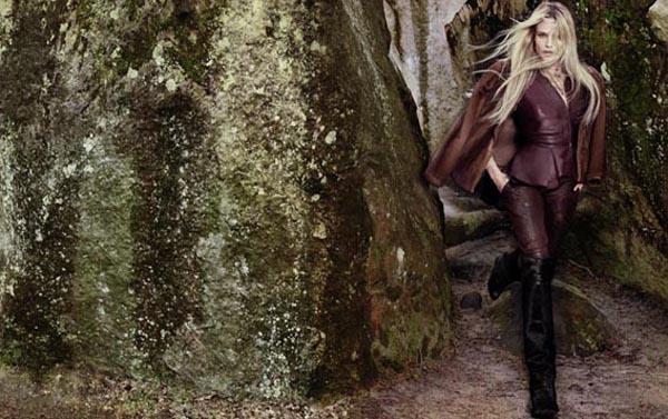 natasha poly31 Vogue Turkey: Natasha Poly i jesenja priča