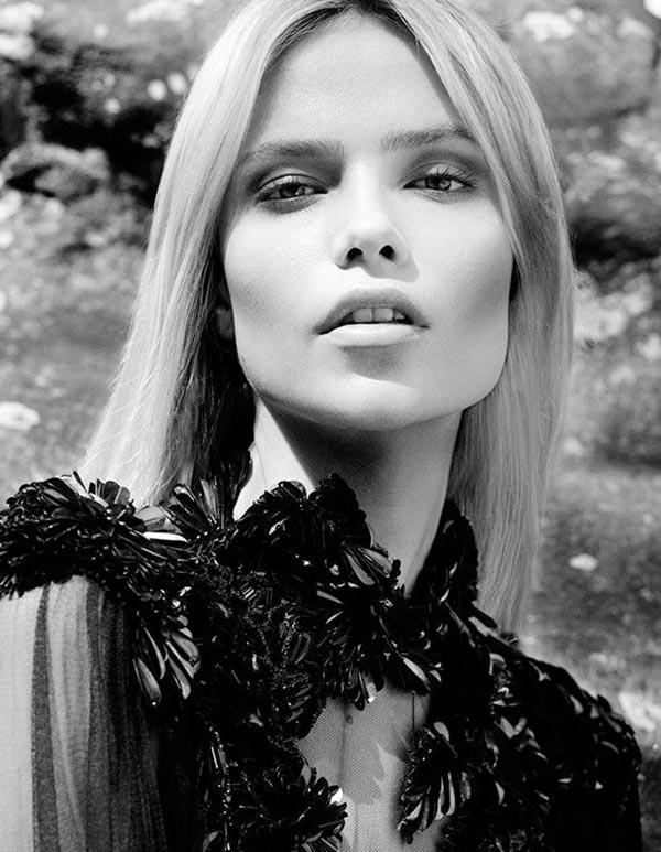 natasha poly7 Vogue Turkey: Natasha Poly i jesenja priča