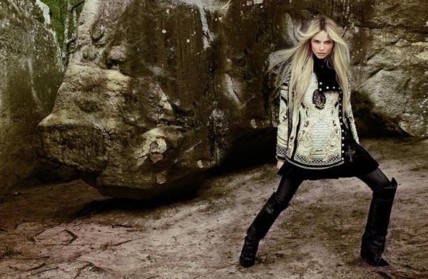 natasha poly8 Vogue Turkey: Natasha Poly i jesenja priča
