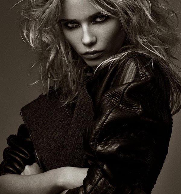 natasha poly9 Vogue Turkey: Natasha Poly i jesenja priča