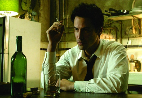 picture of keanu reeves in constantine large picture Filmonedeljak: Keanu Reeves