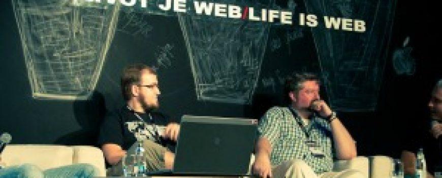 Drugi dan Web Fest .ME konferencije
