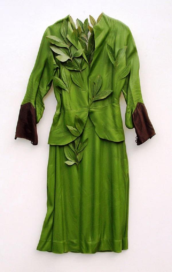 ron isaacs  slika 5 Ron Isaacs: Mrtva priroda oživljena na komadima garderobe