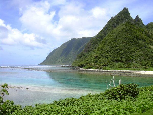 samoa Klopajmo na ulici: Na samotnom ostrvu Samoa