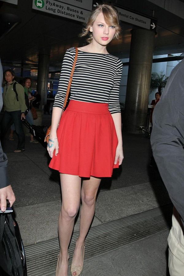slika 1018 Moda na aerodromu