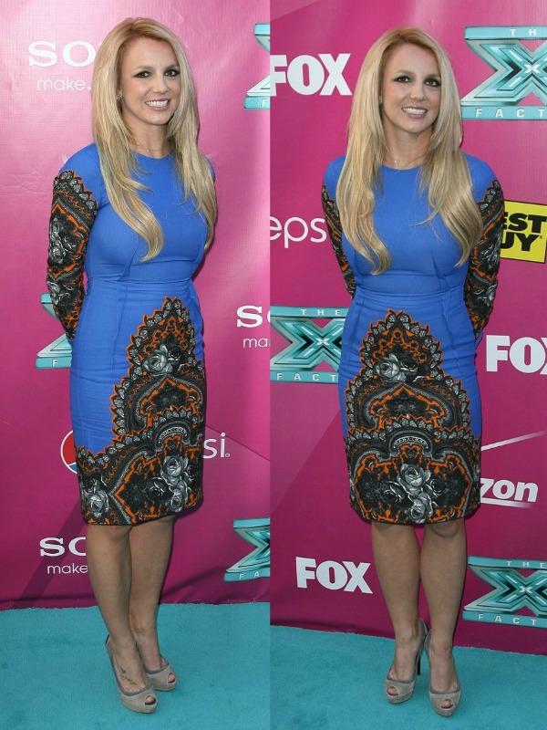"slika 135 Modni zalogaj: Premijera ""X Factor"" a"