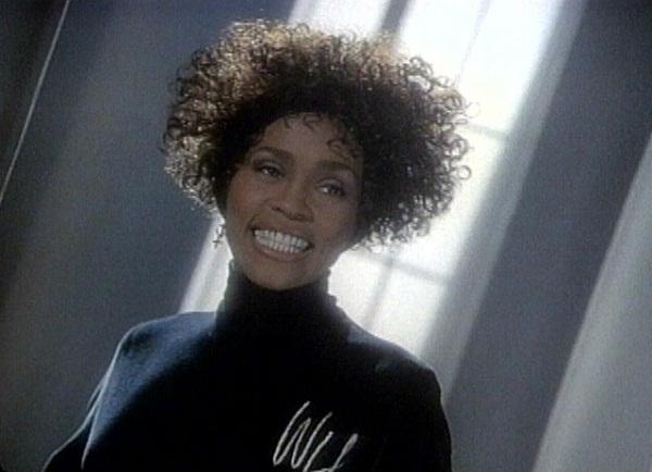 slika 138 The Best Of RnB: Whitney Houston All The Man That I Need