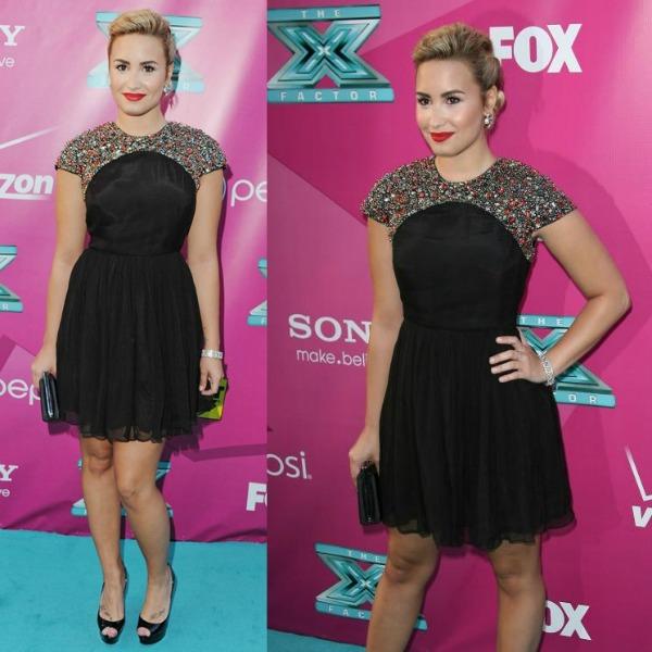 "slika 225 Modni zalogaj: Premijera ""X Factor"" a"