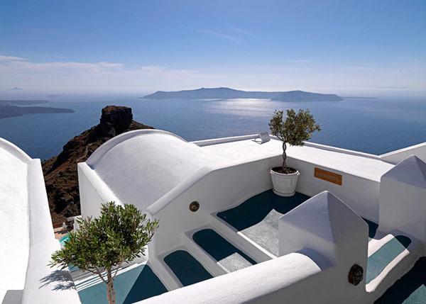 """slika 237 Vodiću te samo reci """"Wannabe"""": Raj na Santoriniju"""